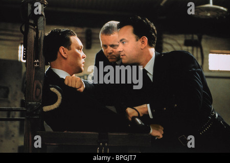 DOUG HUTCHISON, DAVID MORSE, TOM HANKS, THE GREEN MILE, 1999 - Stock Photo
