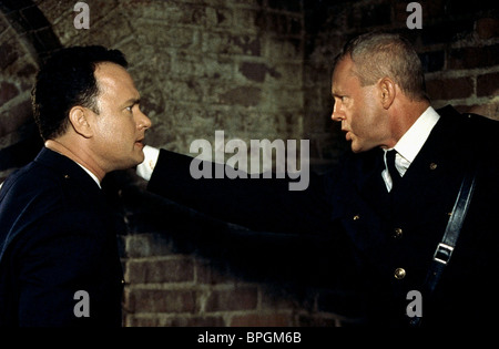 TOM HANKS, DAVID MORSE, THE GREEN MILE, 1999 - Stock Photo