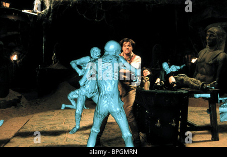 BRENDAN FRASER SPECIAL EFFECTS THE MUMMY (1999) - Stock Photo