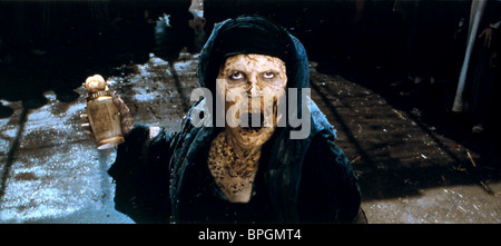 SPECIAL EFFECTS SCENE THE MUMMY (1999) - Stock Photo