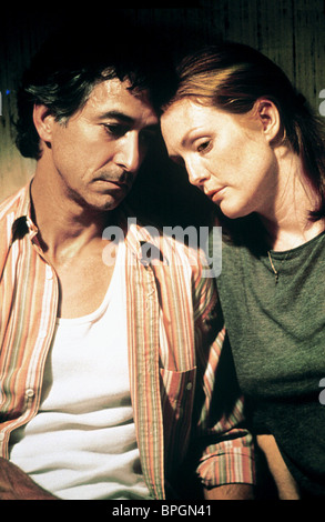 DAVID STRATHAIRN, JULIANNE MOORE, A MAP OF THE WORLD, 1999 - Stock Photo
