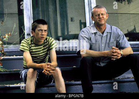 LUCAS BLACK, DAVID MORSE, CRAZY IN ALABAMA, 1999 - Stock Photo
