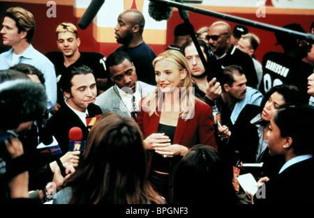 CAMERON DIAZ ANY GIVEN SUNDAY (1999) - Stock Photo