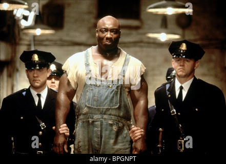 TOM HANKS, MICHAEL CLARKE DUNCAN, DAVID MORSE, THE GREEN MILE, 1999 - Stock Photo