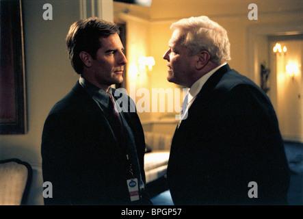 SCOTT BAKULA & BRIAN DENNEHY NETFORCE; TOM CLANCY'S NETFORCE (1999) - Stock Photo
