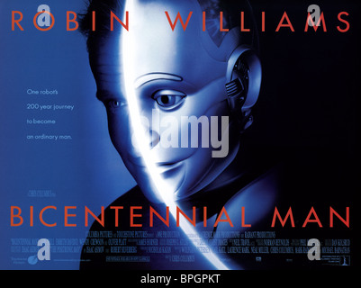 Robin Williams Directed by Chris Columbus Stock Photo ...