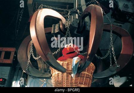 ELMO THE ADVENTURES OF ELMO IN GROUCHLAND (1999) - Stock Photo
