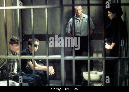 DAVID MORSE, LUCAS BLACK, MELANIE GRIFFITH, CRAZY IN ALABAMA, 1999 - Stock Photo