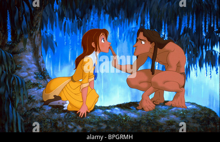 JANE,TARZAN, TARZAN, 1999 Stock Photo: 240935169 - Alamy