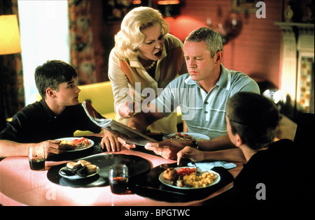 DAVID SPECK, CATHY MORIARTY, DAVID MORSE, LUCAS BLACK, CRAZY IN ALABAMA, 1999 - Stock Photo