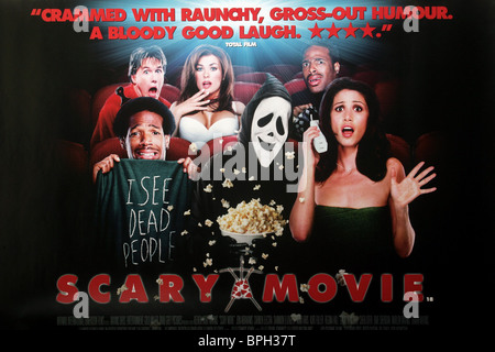Scary Movie 2000 Poster