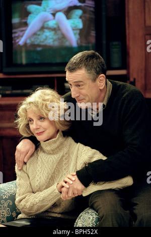 BLYTHE DANNER & ROBERT DE NIRO MEET THE PARENTS (2000) - Stock Photo