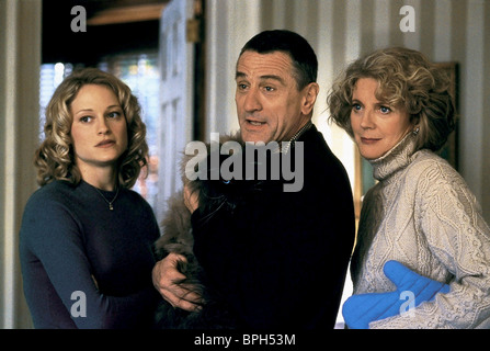TERI POLO ROBERT DE NIRO & BLYTHE DANNER MEET THE PARENTS (2000) - Stock Photo