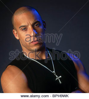 VIN DIESEL THE FAST AND THE FURIOUS (2001) - Stock Photo