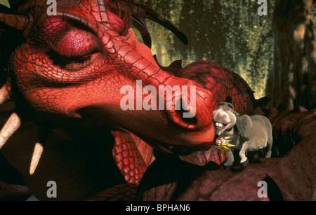 Shrek Dragon Donkey