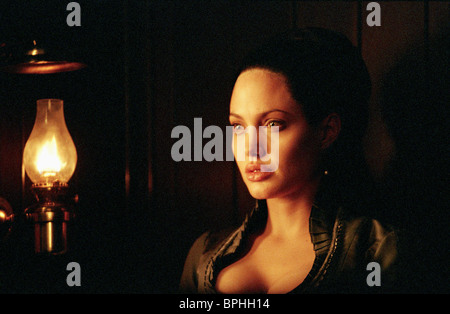 ANGELINA JOLIE ORIGINAL SIN (2001) - Stock Photo