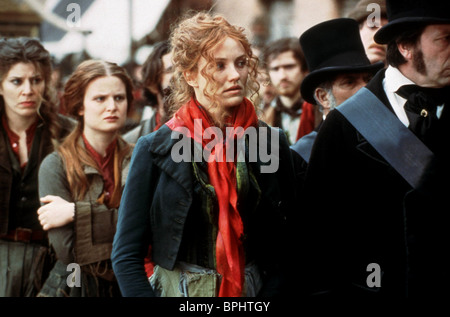 CAMERON DIAZ GANGS OF NEW YORK (2002) - Stock Photo