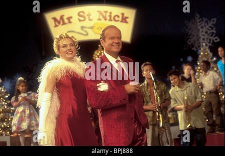 ELAINE HENDRIX & KELSEY GRAMMER MR. ST. NICK (2002) - Stock Photo