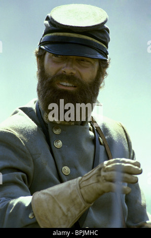 STEPHEN LANG GODS AND GENERALS (2003) - Stock Photo
