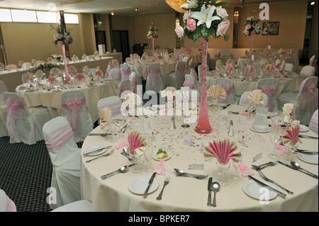 Wedding Reception table layout Stock Photo, Royalty Free Image ...