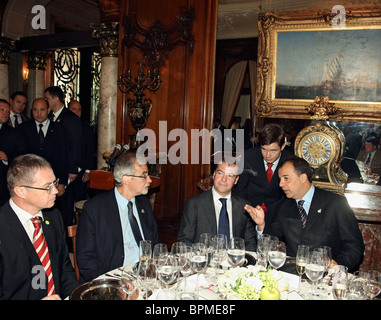 President Medvedev arrives in Rio de Janeiro - Stock Photo