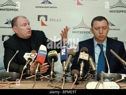 Norilsk Nickel investors agree on company's strategy - Stock Photo
