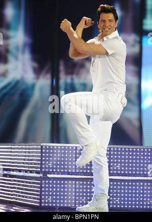 Eurovision 2009 Final rehearsals - Stock Photo
