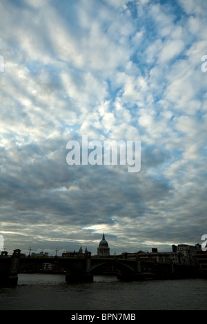 St Paul's Cathedral London, UK. - Stock Photo