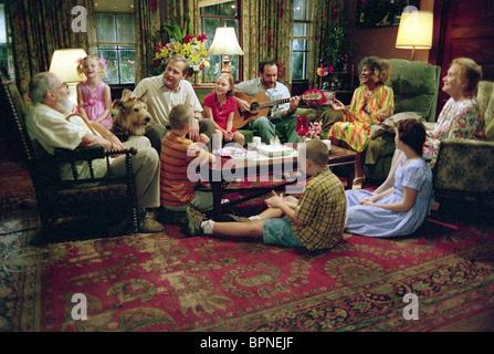 B.J. HOPPER, ELLE FANNING, JEFF DANIELS, ANNASOPHIA ROBB, DAVE MATTHEWS, CICELY TYSON, EVA MARIE SAINT, COURTNEY - Stock Photo