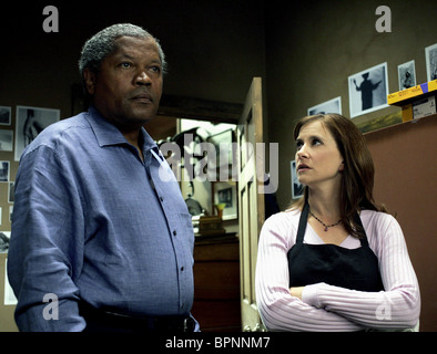 CLARENCE WILLIAMS III & KELLIE MARTIN MYSTERY WOMAN: SNAPSHOT OF MURDER (2005) - Stock Photo