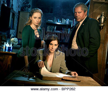NINA SIEMASZKO KELLIE MARTIN & CLARENCE WILLIAMS III MYSTERY WOMAN: SNAPSHOT OF MURDER (2005) - Stock Photo