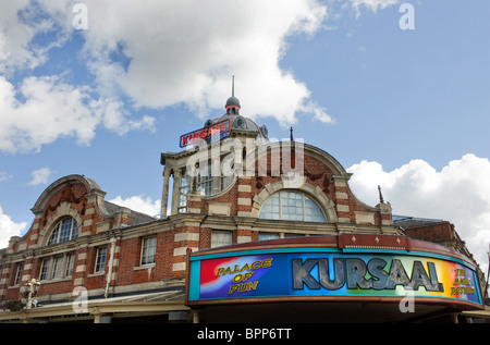 The Kursaal in Southend on Sea in Essex.  Photo by Gordon Scammell - Stock Photo
