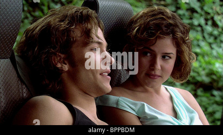 KYLE SCHMID & MARIEH DELFINO ZEROPHILIA (2005) - Stock Photo