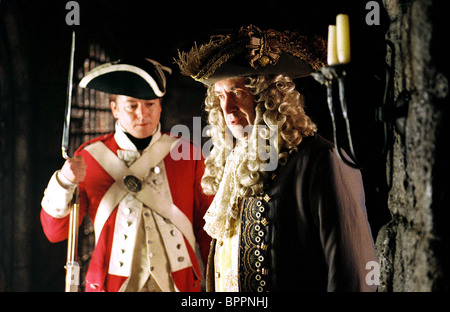 JONATHAN PRYCE PIRATES OF THE CARIBBEAN: DEAD MAN'S CHEST (2006) - Stock Photo