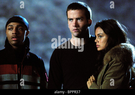 BOW WOW LUCAS BLACK & NATHALIE KELLEY THE FAST AND THE FURIOUS 3; THE FAST AND THE FURIOUS: TOKYO DRIFT (2006) - Stock Photo