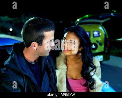LUCAS BLACK & NATHALIE KELLEY THE FAST AND THE FURIOUS 3; THE FAST AND THE FURIOUS: TOKYO DRIFT (2006) - Stock Photo