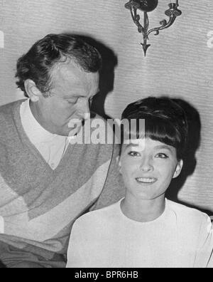 First night of film 'Hamlet', 1964 - Stock Photo