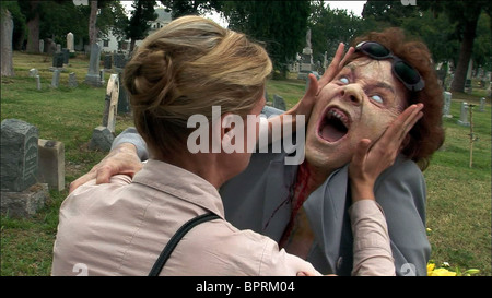 BRIANNA BROWN & MARCIA ANN BURRS NIGHT OF THE LIVING DEAD 3D (2006) - Stock Photo
