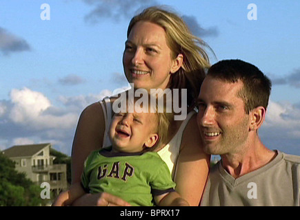 WIFE WENDY STACY, SON ALEX, STEPHEN HEYWOOD, SO MUCH SO FAST, 2006 - Stock Photo