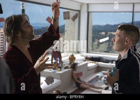 JEREMY PIVEN & JOEL EDGERTON SMOKIN' ACES; SMOKING ACES (2006) - Stock Photo