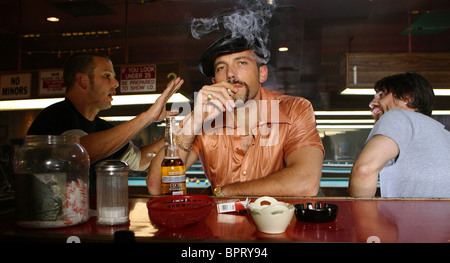PETER BERG BEN AFFLECK & MARTIN HENDERSON SMOKIN' ACES; SMOKING ACES (2006) - Stock Photo