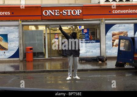 SEAN HARRIS OUTLAW (2007) - Stock Photo