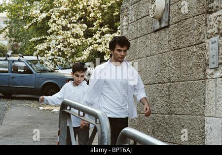 YONATHAN ALSTER & MICHAEL MOSHONOV TEHILIM (2007) - Stock Photo