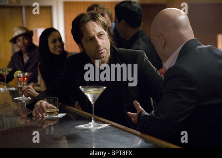 DAVID DUCHOVNY & EVAN HANDLER CALIFORNICATION (2007) - Stock Photo