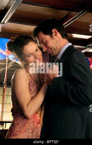 SELINA GILES & MARK DYMOND UNTIL DEATH (2007) - Stock Photo