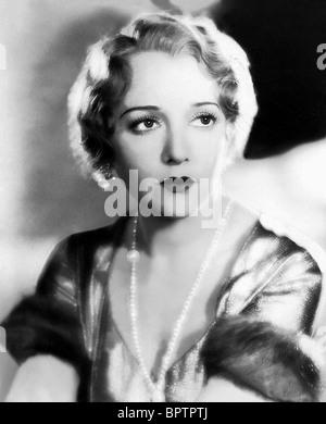 BEBE DANIELS ACTRESS (1931) - Stock Photo