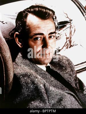 ALAN LADD ACTOR (1955) - Stock Photo
