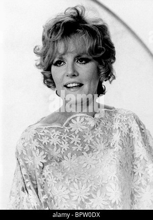 PETULA CLARK SINGER (1968) - Stock Photo