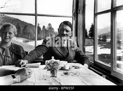 ADOLF HITLER NAZI LEADER 01 May 1940 - Stock Photo