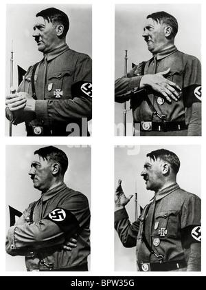 ADOLF HITLER NAZI LEADER 01 May 1941 - Stock Photo